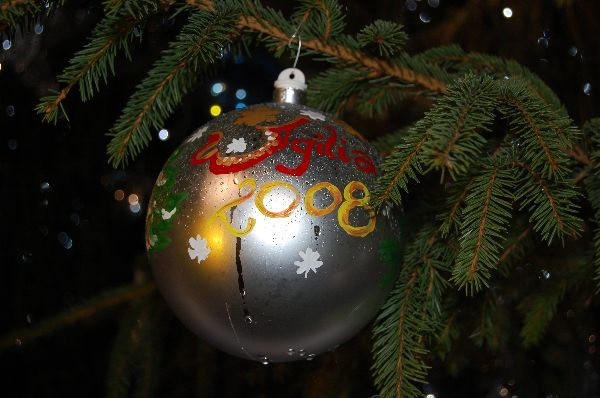 List Rektora Papieskiej Akademii Teologicznej w Krakowie na drugi dzień Świąt Bożego Narodzenia 2008 roku