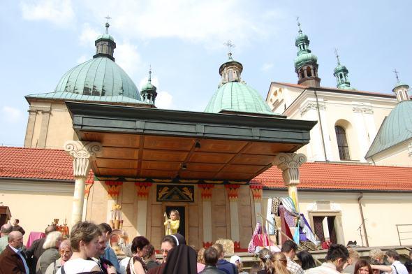 Wielki Piątek 2008 Kalwaria Zebrzydowska
