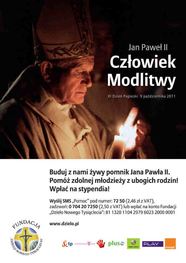 Msza Święta dla Dorosłych – XI DZIEŃ PAPIESKI 2011