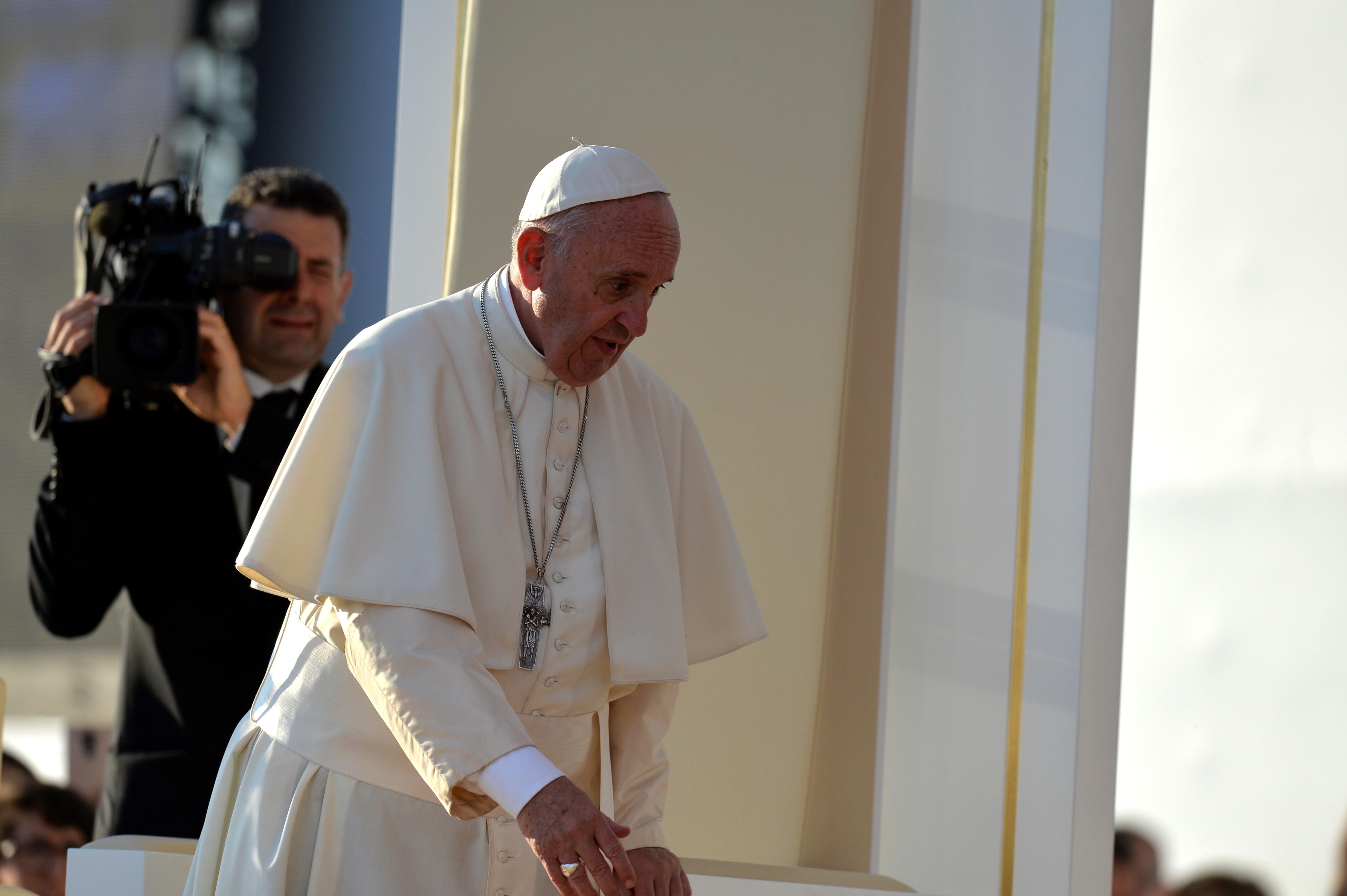 Papież Franciszek, Okno Papieskie, 29.07.2016