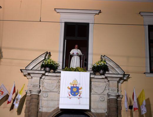 Papiez Franciszek w Polsce, 27 VII 2016 http://www.ewangelizacja.pl #SDM  #Krakow2016 #JMJ fot. Mazur /episkopat.pl